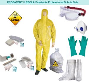 Pandemie Schutz Sets