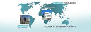 ECOPATENT Bettpfanne Logistics Marketing Service